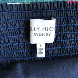 Gilly Hicks Tops - Gilly Hicks strapless tank with bow. Size Small.